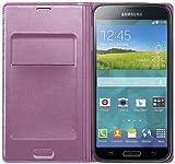 Samsung Flip Wallet Case for Galaxy S5 - Pink
