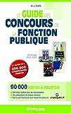 echange, troc Marie-Lorène Giniès - Le guide des concours de la fonction publique 2012-2013