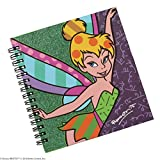 Enesco Disney by Britto Tinker Bell Spiral Notebook Journal, 0.65-Inch