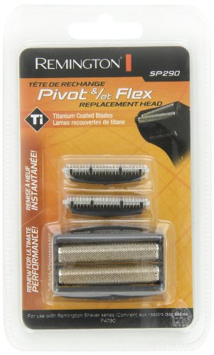 Remington Sp290 Replacement Screen And Blades For Series 4 Foil Shavers