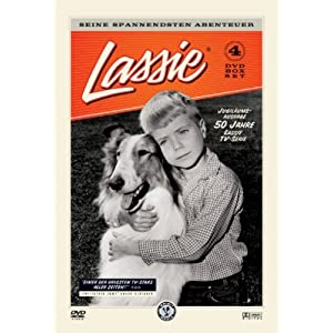 Lassie Collection - Volume 1 (4 DVDs)