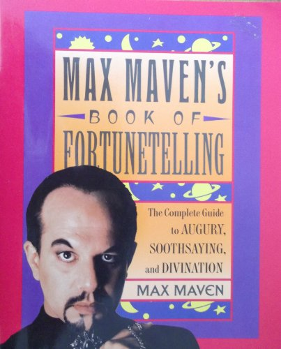 Max Maven's Book of Fortunetelling