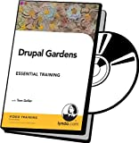 Drupal Gardens Essential Training (PC/Mac)