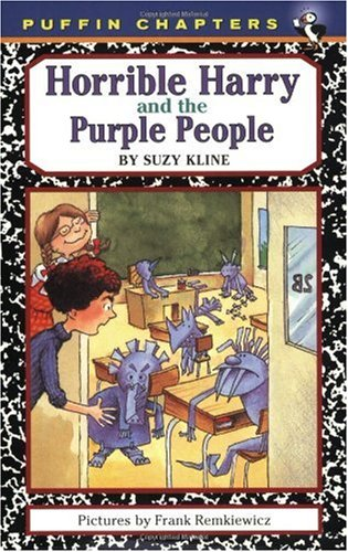Horrible Harry and the Purple People (Horrible Harry)