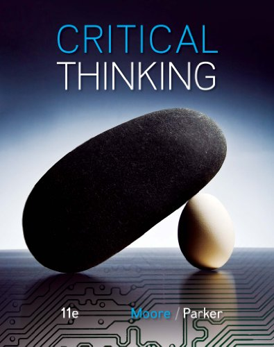 critical thinking book 1 review