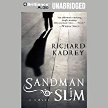 Sandman Slim (       UNABRIDGED) by Richard Kadrey Narrated by MacLeod Andrews