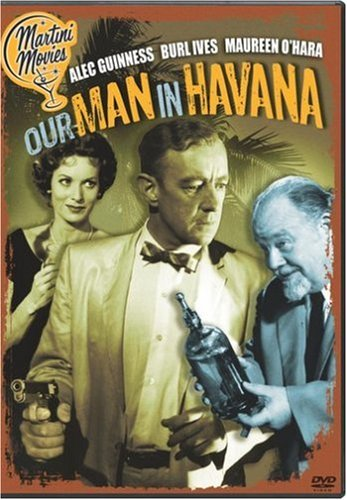 Cover art for  Our Man in Havana