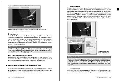 Adobe Premiere Pro CC: Schritt für Schritt zum perfekten Film – Videoschnitt, Effekte, Sound - 8