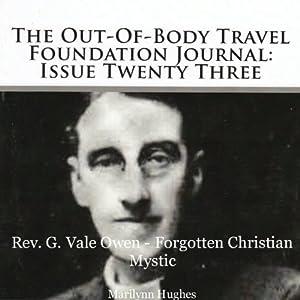 Reverend G. Vale Owen - Forgotten Christian Mystic Audiobook