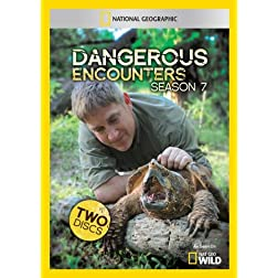Dangerous Encounters: Backyard Monsters (2 Discs)