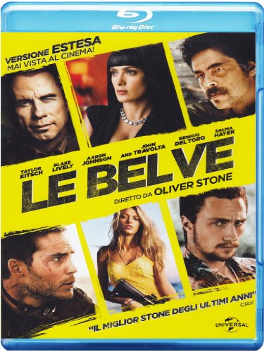 Le belve [Blu-ray] [IT Import]