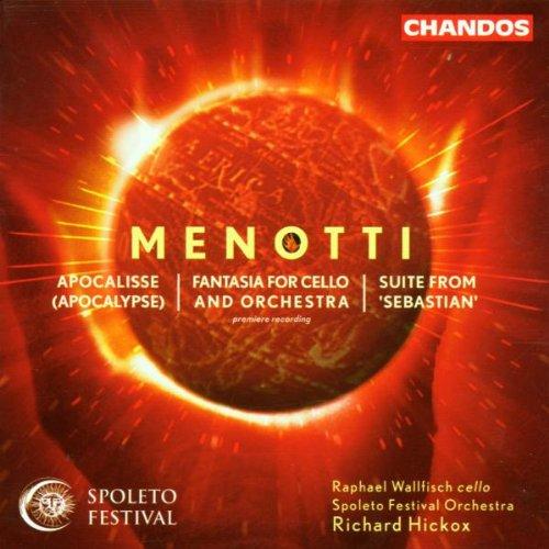 Sebastian Suite, Apocalisse, Fantaisie Spoletto Festival Orch.