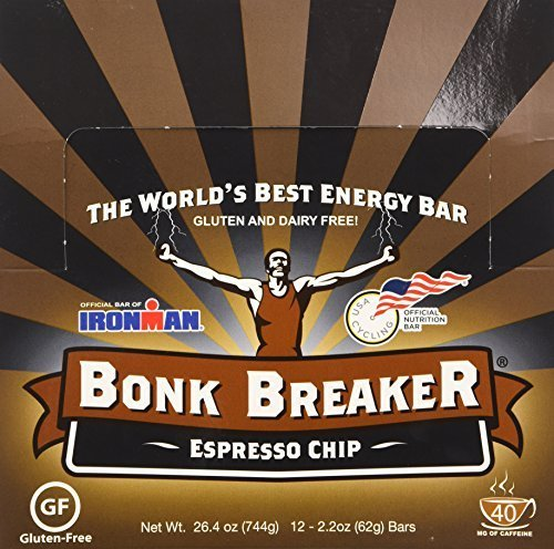 Bonk Breaker Energy Bar, Espresso Chip, 12 Count by Bonk Breaker (Bonk Breakers Espresso Chip compare prices)