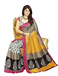 Indian Beauty Multi Color Printed Summer Collcetion