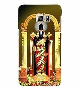 Sri Venkateswara Swami 3D Hard Polycarbonate Designer Back Case Cover for Samsung Galaxy Note 7 : Samsung Galaxy Note 7 N930G : Samsung Galaxy Note 7 Duos
