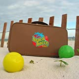 Picture Of <h1>Beach Bocce Ball Set with Carrying Case &#8211; 74mm</h1>