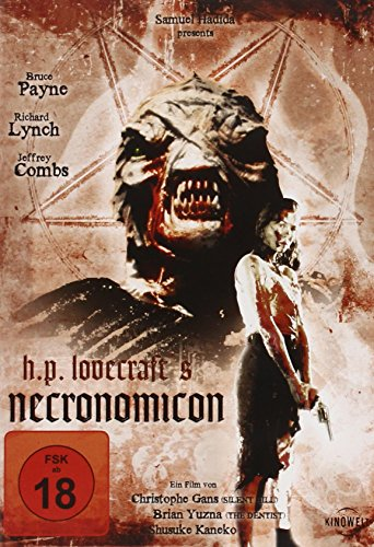 H.P. Lovecraft's Necronomicon