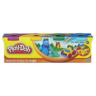 2x Hasbro - Play Doh Classic