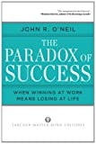 The Paradox of Success