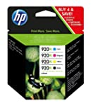 HP No 920XL Multipack Ink Cartridge