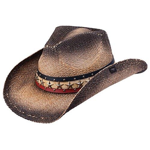 peter-grimm-ltd-unisex-hogan-straw-cowboy-hat-black-one-size