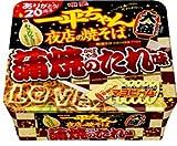 明星 一平ちゃん夜店の焼そば 『大盛』 蒲焼のたれ味 167g 1ケース(12食入)