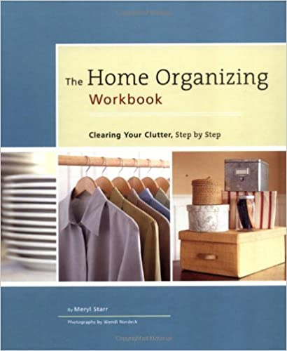 organize books - the home organizing
