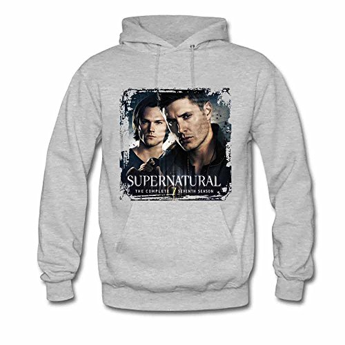 Supernatural Season 7 Sweatshirt Women's Hoodies XXL