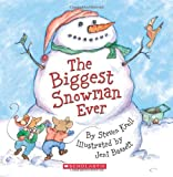 The Biggest Snowman Ever: Book and CD