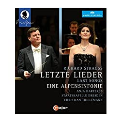Strauss: Last Songs - An Alpine Symphony [Blu-ray]