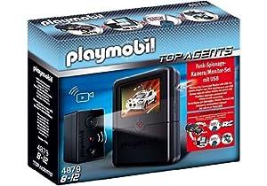 Playmobil - 4879 - Jeu de construction - Caméra d'espionnage