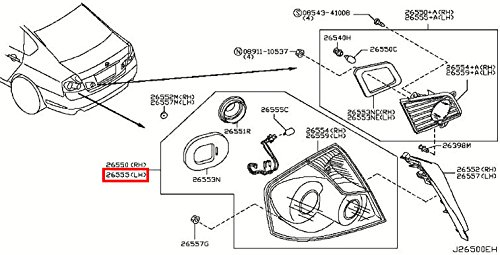 Infiniti M45 Taillight furthermore 1985 Volvo Wiring Diagram also Volvo 240 Dl Fuel Pump Relay Location in addition 122 moreover Volvo B23 Engine Diagram. on volvo 740 tail light