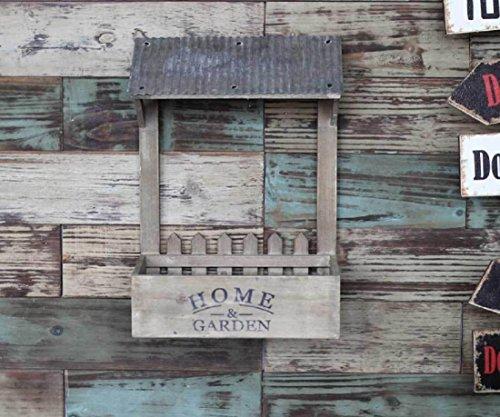 new-day-pays-faisant-ancien-stoccaggio-di-cucina-de-porte-bagages-jardinage-bois-decorations-murali-