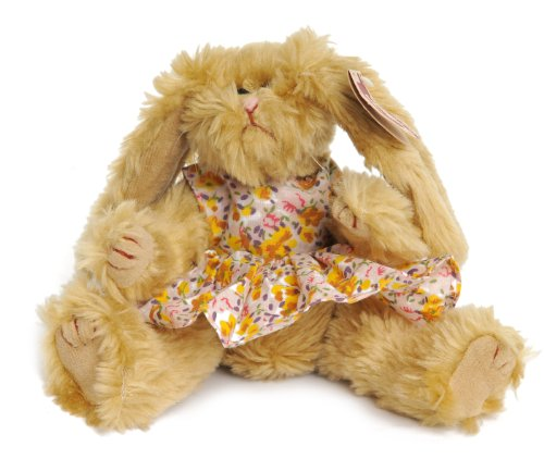 "Ty Attic Treasures Shelby 8"" Plush Bunny - 1"