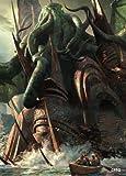 Fantasy Flight Supply: Cthulhu Rising Art Sleeves(Fantasy Flight Games)