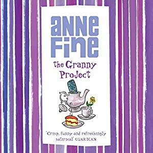 The Granny Project Audiobook