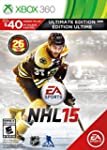 Nhl 15 Ultimate Edition XB360 - Xbox 360