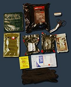 Tactical First Response Kit - Advanced by Rescue Essentials