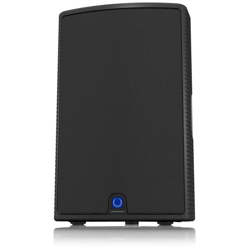 Turbosound M15 1100-Watt Powered 15-Inch Loudspeaker With Klark Teknik Dsp Technology