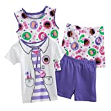 Disney Doc McStuffins Short Pajama Set - 4-10