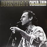 Paper Thin [VINYL] John Hiatt