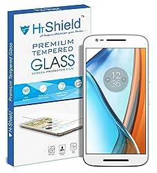 HTShield Premium Tempered Glass For Motorola Moto E 3rd Gen. (Motorola Moto E3) / Motorola Moto E Power 3rd Gen. (Motorola Moto E3 Power)