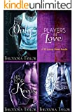 Players in Love - A 50 Loving States Player Bundle: His One and Only, His for Keeps, Her Russian Surrender