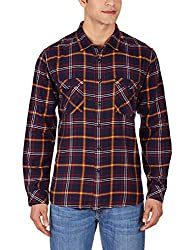Quiksilver Men's Casual Shirt (3613370614547_EQYWT03214_Large_Iconscope Na)