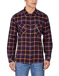 Quiksilver Men's Casual Shirt (3613370614554_EQYWT03214_Medium_Iconscope Na)