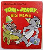 Tom & Jerry's big move (A Golden tell-a-tale book) (0307070107) by Lewis, Jean