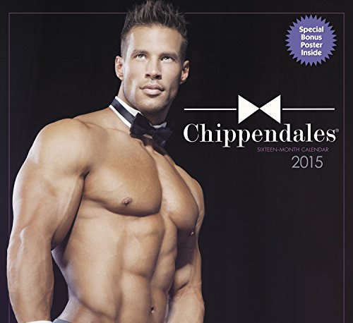 Chippendales 2015 Calendar