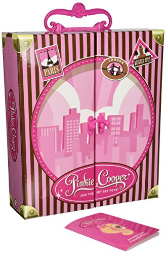 The Bridge Direct Pinkie Cooper Jet Setting Doll Case - 1