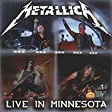 Metallica LIVE IN MINNESOTA 2016 limited edition 2CD set