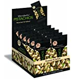 Wonderful Pistachios, 1 Ounce (Pack of 96)